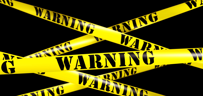 major google algorithm updates https warning image