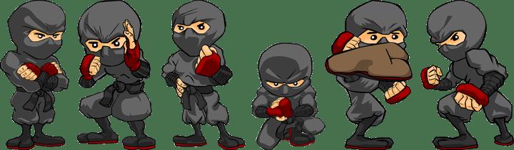 The Ninja is No More: Announcing Marketing Ninjas Rebrand Ninjas Image